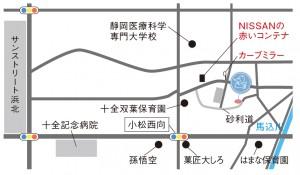 ナチュラルワークアウト地図